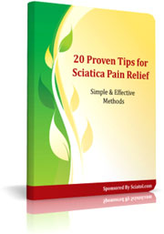 20 Proven Tips for Sciatica Pain Relief